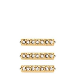 KEEP Collective Pave Ring Stopper | Pk of 3